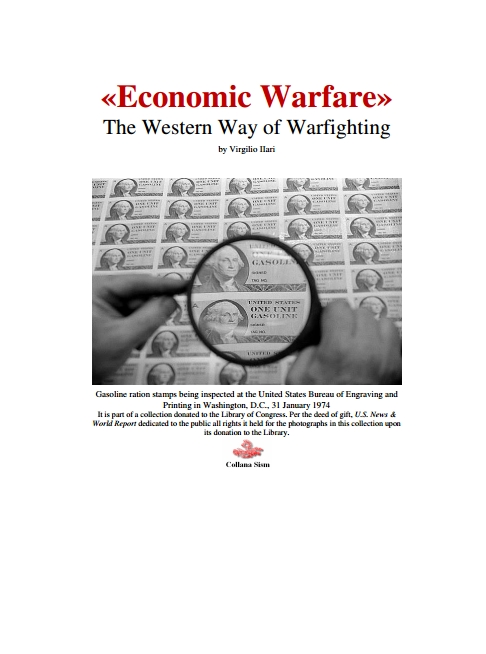 Economic Warfare. The Western Way of Warfighting